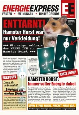Bild von Energie Express - Die wahre Identität des Hamster Horst