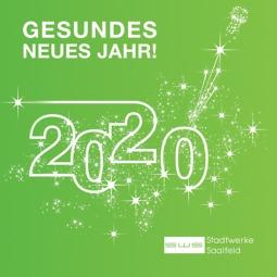 Bild von Neujahrswünsche 2019/2020