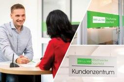Bild von Jubiläum Kundenzentrum